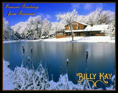 Billy Kay's 12 Days of Christmas #1. Happy Holidays from Tennessee!
