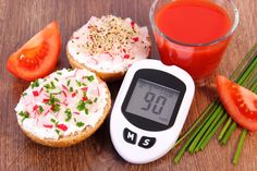 Glucose meter, freshly sandwich with cottage cheese and vegetables, tomato juice photo by ratmaner on Envato Elements Diabetic Cake Recipes, Healthy Recipes, Fiber Rich Foods, Tomato Juice, Small Meals, Cottage Cheese, Different Recipes, Balanced Diet, Food Items