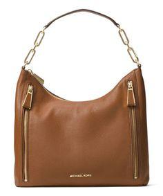 Look at this #zulilyfind! Luggage Matilda Pebble Leather Shoulder Bag #zulilyfinds