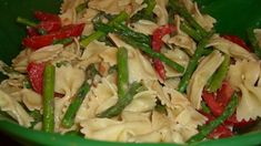 Fresh Tomato-Basil-Asparagus Pasta Salad Recipe - Genius Kitchen