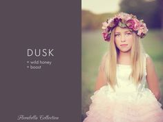 Florabella Muse Photoshop Actions - Florabella Collection Photoshop Actions
