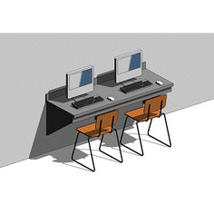 All In One Revit Kitchen Family Architecture Pinterest