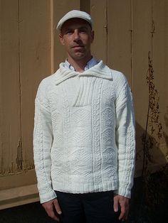 Shells sweater