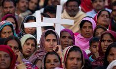 O Paquistão é um dos países que mais perseguem a fé cristã no mundo. (Foto: NBC News)