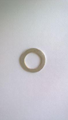 Silver ring by Maria Vasiliou from Maria Vasiliou Kosmima..