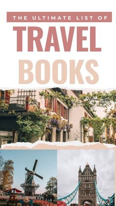 The best travel books transport you, their words lilting over a place, making you feel like you're smelling the salty sea breeze, hearing the bustle of a crowded cobblestone street, or feeling the pinch of Best Travel Books, Travel Movies, Us Travel, Beach Reading, Inspirational Books, Travel Guides, Travel Tips, Great Photos, Places To See