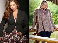 Moda plus size Outono inverno 2017