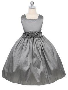 Sleeveless, Light Weight Taffeta Dress