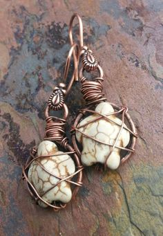 Endangered Magnesite Turquoise turtles and by ThePurpleLilyDesigns, $18.75