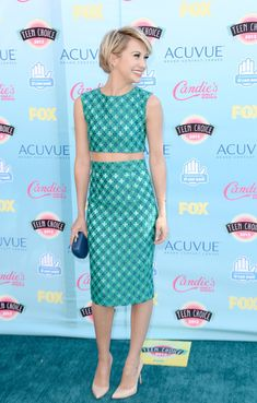 Chelsea Kane - Arrivals at the Teen Choice Awards — Part 2