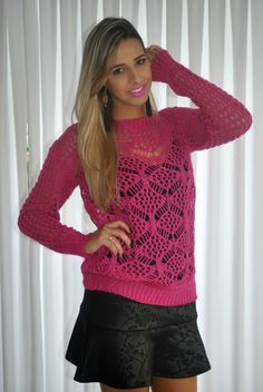 Many looks beautiful there in the blog, come see www.carol-schultz.com.br #fashion #blogger #look #ootd #pink #autumm
