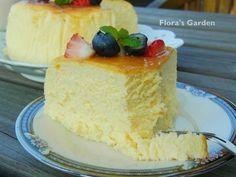 舒芙蕾起司蛋糕