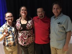 Don Lichterman: The Chad Gunther Memorial Fund Dinner was held last night featuring speeches by 3 of our Special Olympic team members