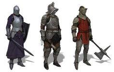 fantasy medieval knight armor praying before god Fantasy Armor, Medieval Fantasy, Fantasy Character Design, Character Art, Character Concept, Armor Concept, Concept Art, Fantasy Inspiration, Character Inspiration