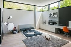 Explore Best Outstanding Low Height and Floor Bed Design Ideas at The Architecture Design. Visit for more images about Low height floor bed design ideas. Interior Design Examples, Interior Design Inspiration, Design Ideas, Design Blogs, Bedroom Inspiration, Interior Ideas, Feng Shui Lit, Minimalist Bedroom, Minimalist Home