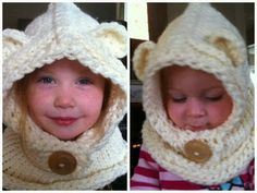 Goulbourn Musings: Wooly Warmth: Handmade Knitted & Crocheted Scarves, Cowls & Hats
