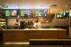BIBIGO korea quick service restaurant by CJ Foodville, Seoul – South Korea