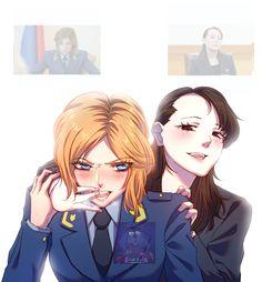 Natalia Poklonskaya, Yuri Anime, Otaku Anime, Kim Yo Jong, Mystic Messenger Memes, Beautiful Anime Girl, Sexy Cartoons, Anime Art Girl, Funny Comics