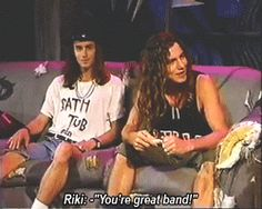 "just-like-the-pied-piper: """"""We're great band"" """