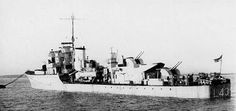 HMS Beaufort was a Hunt-class destroyer of the British Royal Navy. She was laid down on 17 July 1940 at Cammell Laird, Birkenhead. She was launched on 9 June 1941 and commissioned on 3 November 1941. She was transferred to the Royal Norwegian Navy in 1952 and scrapped in 1965.