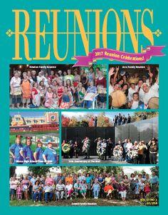 subscription to Reunions Magazine Custom Logo Design, Custom Logos, Magazine Contents, Im Excited, Reunions, 25 Years Old, T Shirt Diy, Free Stuff, 1 Year