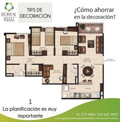 Tener una buena #decoracion , sin gastar de más es posible. #apartamentosborealtukana #apartamentosexclusivosenlaestrella