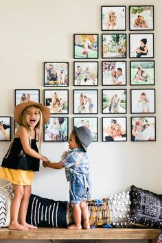Mixtiles are beautiful photo tiles that stick and restick to your walls without nails or any damage. Photo Tiles, Picture Tiles, Picture Wall, Frame Wall Collage, Photo Wall Collage, Frames On Wall, Stairway Gallery Wall, Tiled Staircase, Family Wall Decor