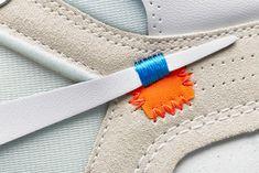 "rhubarbes: "" Off White x Nike Air Jordan 1 White More on RHB_RBS """