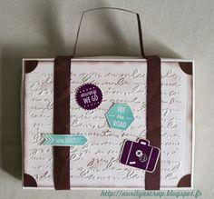 Mini album valise