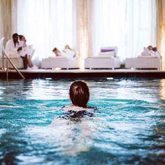 Melt away your stress at the Guerlain Spa at the Waldorf Astoria Berlin.