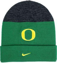 385f290c66734 Nike Oregon Ducks Sideline Knit Hat   Reviews - Sports Fan Shop By Lids -  Men - Macy s