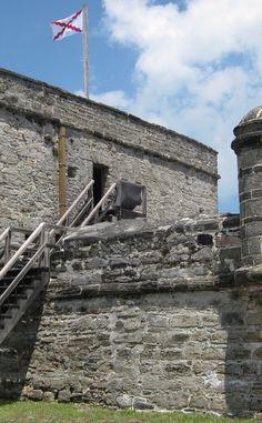 Fort Matanzas National Monument | Travel | Vacation Ideas | Road Trip | Places to Visit | St. Augustine | FL | Monument | Tourist Attraction | Tour | Museum | Military Site | Historic Site