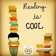 What Cool Book are You Reading Today?