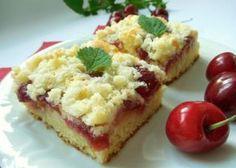 Fotografie článku: Recept na třešňový koláč z tvarohového těsta krok za krokem