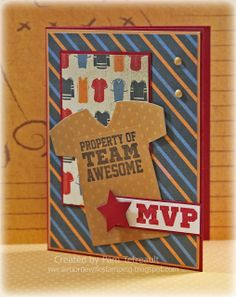 MFTWSC146 Property of Team Awesome ~ MVP card