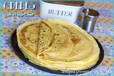 Crepe Bar, Meals For One, Pancakes, Coco, 5 D, Love Food, Breakfast Recipes, Pancake Recipes, Biscuits