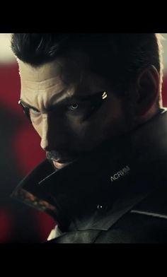 Adam Jensen, Deus Ex Mankind Divided