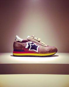 Atlantic Stars Sneakers - Gemma Coffee