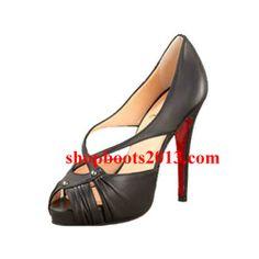 counterfeit christian louboutin shoes - Christian Louboutin Peep Toe on Pinterest | Peep Toe Pumps ...