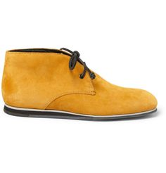 Tod's No_Code Rubber-Sole Suede Desert Boots | MR PORTER