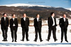 Party Resources: Winter White Weddings
