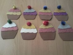 cupcake craft idea for kids (4)