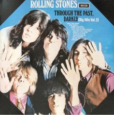 ROLLING STONES Through The Past Darkly 1969 UK 80s Issue lp 33 rpm Vinyl Album Record Music Rock Blues 60s Jagger Mint prd0014 - Free S&h