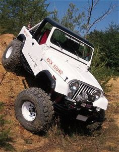 1981 Jeep CJ-8. I wonder if all those Goverment Safety Officials have fits when they see us driving around in these old jeeps....