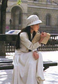 #中森明菜 中森明菜 Harajuku Mode, Harajuku Fashion, 90s Fashion, Korean Fashion, Fashion Outfits, Womens Fashion, Aesthetic Japan, Film Inspiration, Cute Beauty