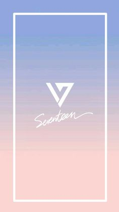 Seventeen official color wallpaper