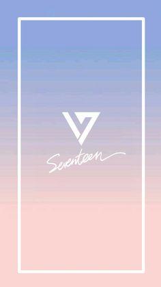 Seventeen official color wallpaper