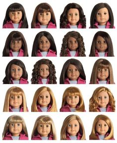 AMERICAN GIRL GIVEAWAY.  We are giving away a Brand New American Girl Doll.  All you have to do to enter is pin this!  Good luck and visit us at weeline.com.