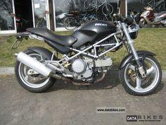 1998 ducati m600 dark | Ducati Monster 600