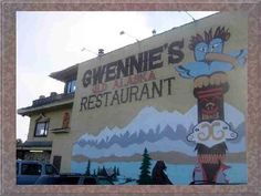 Very popular, long-time restaurant in west Anchorage. Great food; fun, historical atmosphere. I highly recommend their reindeer sausage omelet :)
